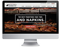 Jack Stack Barbecue Website