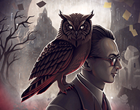 Sadegh Hedayat - The Blind Owl