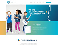 We Love Music | Website Concept