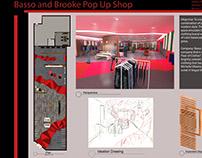 Basso and Broke Pop Up Shop