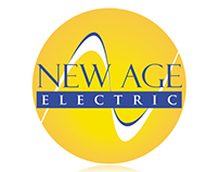 New Age Electric Logo Design Project