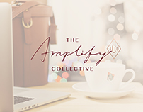 The Amplify Collective Branding & Website Design