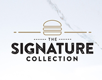 Mcdonalds The Signature Collection