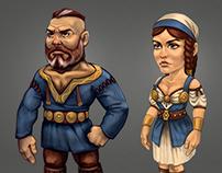 Vikings farmers