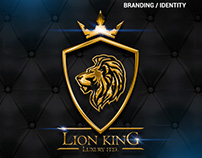 Logo template - Lion King