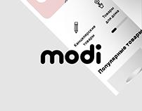 Modi — Fun Shop