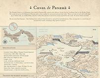 PANAMA Infographic