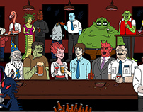 Ugly Americans - Animated Series