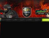 Soldier Front Skin Site