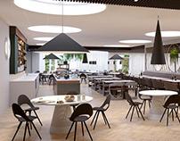 Cafeteriaand Restaurant Visualizations