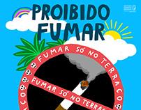 PROIBIDO FUMAR ~ Sociedade Harmonia Eborense