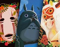 Studios Ghibli.