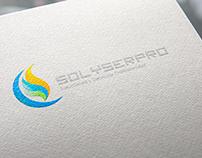 Logotipo Solyserpro