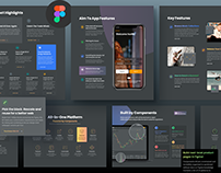 Web Design Blocks - Product Features