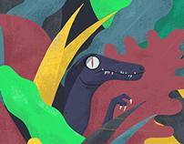 Jurassic World ~