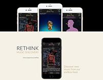 GoldPlay App Landing Page