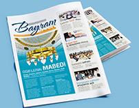 Ramazanı Şerif Gazete  (Ramadan newspaper)