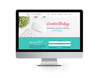 ShowIt5 Website Design for Creative Strategist