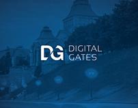 Digital Gates - Branding design