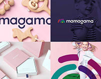 Mama Gama - rebranding