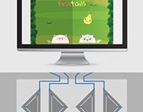 Fruitails Interactive Mat Game