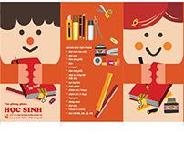 Stationery kits Hong Ha