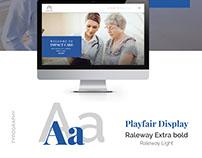 Impact Care Website