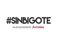 Sin Bigote - Juan Valdez