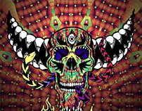 Skull Totem T-shirt