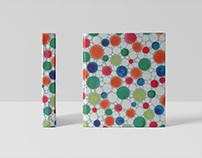 Yayoi Kusama. Book, Layout design.