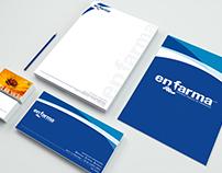 Enfarma E.P. material gráfico institucional