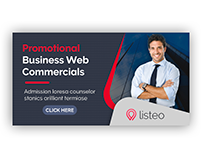 BUSINESS BANNER TEMPLATES