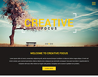 Website Design - Photography