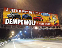 Dempewolf Billboard - Better Way to Buy