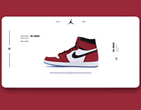 Air Jordan 1 Retro High Spider-Man Origin - 360
