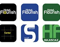 Hotel Flourish coaster
