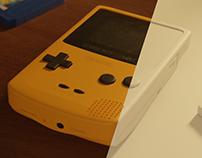GameBoy Color CGI