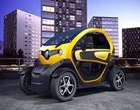 Renault Twizy \ Exterior