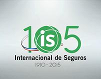 Internacional de Seguros 105 años