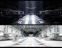 Hangar Consept