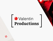 Valentin Productions - Branding