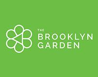 Brooklyn Botanic Garden Rebrand