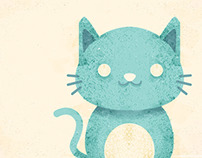 A Cat Illustration | 2013