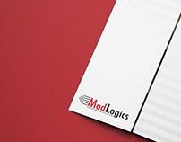 ModLogics gatefold brochure