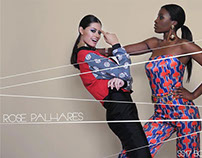 Photoshoot Rose Palhares - SS17 ready to wear
