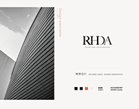 Logotype for RHDA