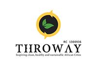 Logo design for Throwayng