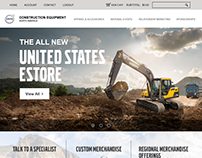 Volvo Construction Equipment - 5 eStores