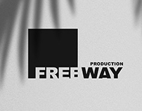 FREEWAY Visual Identity and company services (Part 1)