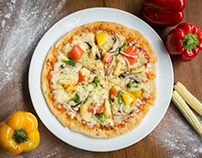 Food photography for Barometer, Pune